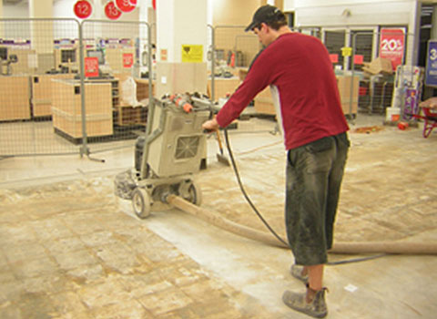 Commercial Concrete Grinding Perth