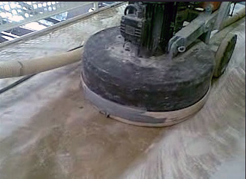 Concrete Grinding Machine Perth