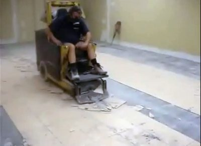 Floor Stripping & Removal Perth