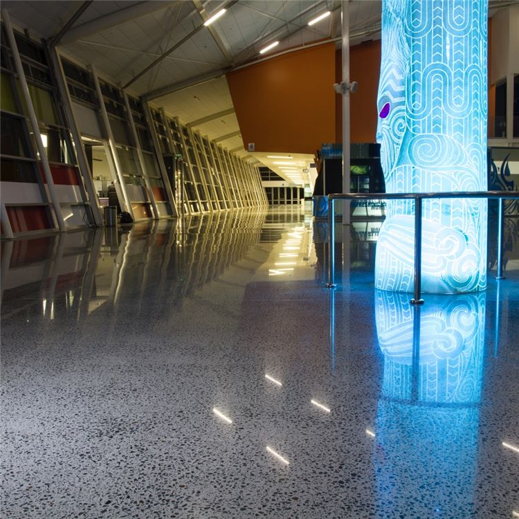 High Gloss Premium Finish Polished Concrete